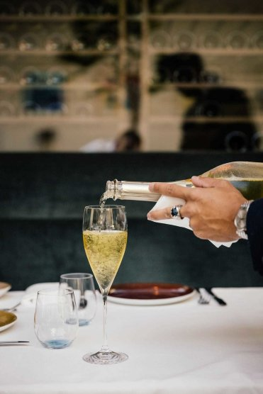 LuxeGetaways - Luxury Travel - Luxury Travel Magazine - Art of Hospitality - Jordan Nova - Wine - Champagne - Los Angeles Hotspots - Spago Beverly Hills