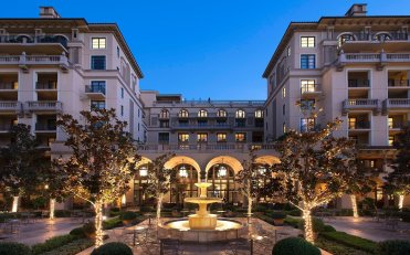 LuxeGetaways - Luxury Travel - Luxury Travel Magazine - Eric Hrubant of CIRE Travel Explores Wellness Travel Options | LuxeGetaways - Montage Beverly Hills