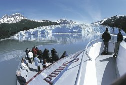 LuxeGetaways - Luxury Travel - Luxury Travel Magazine - Tauck Travel - BBC Earth - Family Travel - prince william sound cruise - Alaska