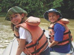 LuxeGetaways - Luxury Travel - Luxury Travel Magazine - Tauck Travel - BBC Earth - Family Travel - rafting