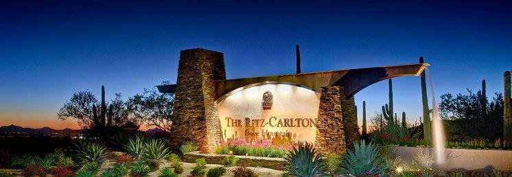 LuxeGetaways - Luxury Travel - Luxury Travel Magazine - Ritz Carlton Dove Valley - Private Residence - luxury real estate - Desert Living