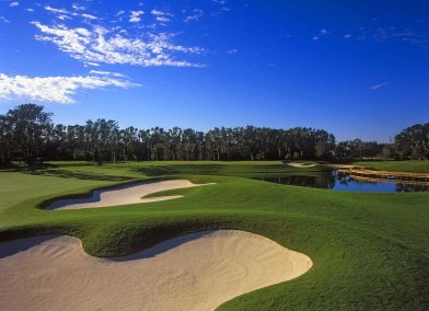 LuxeGetaways - Luxury Travel - Luxury Travel Magazine - The Breakers Palm Beach Rees Jones Golf Course