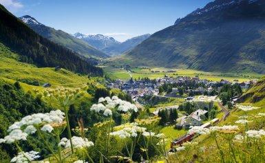 LuxeGetaways_Chedi-Andermatt_Switzerland_Slimming-Wellness-Retreat_Andermatt-Summer_Swiss-Village