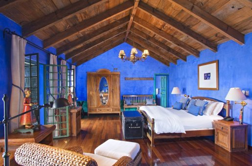 LuxeGetaways - Luxury Travel - Luxury Travel Magazine - Luxe Getaways - Luxury Lifestyle - Luxury Villa Rentals - Affluent Travel - Casa Palopo - Carretera a San Antonio Palopó, Guatemala - Bedroom