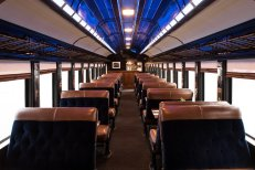 LuxeGetaways - Luxury Travel - Luxury Travel Magazine - Luxe Getaways - Luxury Lifestyle - Luxury Villa Rentals - Affluent Travel - Napa Valley Wine Train - Quattro Vino Tours - Napa Valley - California - Train