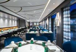 LuxeGetaways - Luxury Travel - Luxury Travel Magazine - Luxe Getaways - Luxury Lifestyle - Luxury Villa Rentals - Affluent Travel - Crystal Cruises - Christening of Crystal Bach - Germany - River Cruise - Restaurant