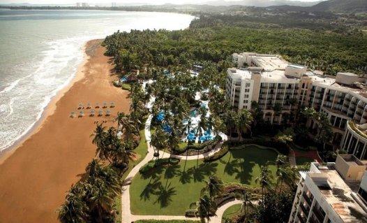 LuxeGetaways - 25 Poolside Experiences - Luxury Hotel Pools - Wyndham Grand Rio Mar - Jungle Hotel