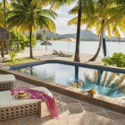 LuxeGetaways - Luxury Travel - Luxury Travel Magazine - Luxe Getaways - Luxury Lifestyle - St Regis Bora Bora - Starwood Bora Bora - Marriott Bora Bora - Overwater Villa - beach villa with pool