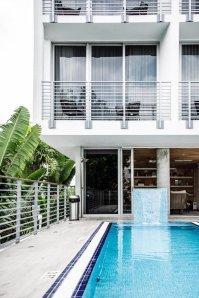 LuxeGetaways - 25 Poolside Experiences - Luxury Hotel Pools - Urbanica Meridian Hotel - South Beach - Miami Hotel, Millennial Hotel Miami
