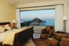 LuxeGetaways - Luxury Travel - Luxury Travel Magazine - Luxe Getaways - Luxury Lifestyle - Luxury Villa Rentals - Villas with Forever Views - Luxe Villas - Luxury Rentals - Mexico - Villa Penasco - Pedregal - Cabo San Lucas - Bedroom