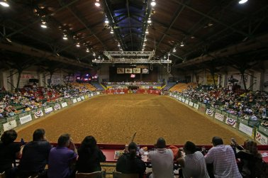 LuxeGetaways - Luxury Travel - Luxury Travel Magazine - Luxe Getaways - Luxury Lifestyle - 18 Nighttime Travel Experiences - Hotel Nighttime Experiences - Rodeo Cowtown Coliseum