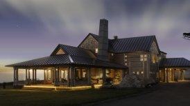 California | Inn at Newport Ranch, Fort Bragg - Main Inn at Night