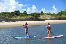 LuxeGetaways - Luxury Travel - Luxury Travel Magazine - Luxe Getaways - Luxury Lifestyle - Timbers Resorts - Timbers Kiawah - Timbers Kiawah Ocean Club and Residences - Charleston - Paddleboard