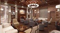 LuxeGetaways - Luxury Travel - Luxury Travel Magazine - Luxe Getaways - Luxury Lifestyle - Grand Hotel Kempinski Riga - Kempinski - Cigar Lounge