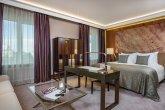 LuxeGetaways - Luxury Travel - Luxury Travel Magazine - Luxe Getaways - Luxury Lifestyle - Grand Hotel Kempinski Riga - Kempinski - Deluxe Room