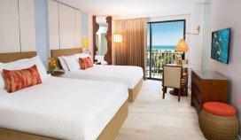 LuxeGetaways - Luxury Travel - Luxury Travel Magazine - Luxe Getaways - Luxury Lifestyle - Atlantis Paradise Island - Bahamas - Caribbean - Coral Towers - Queen Guestroom