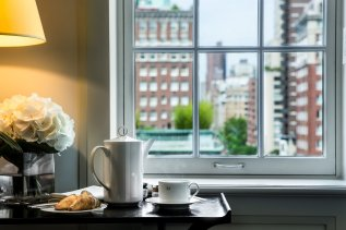 LuxeGetaways - Luxury Travel - Luxury Travel Magazine - Luxe Getaways - Luxury Lifestyle - The Mark Hotel New York City - Five Bedroom Terrace Suite - Madison Avenue - Luxury Hotel - NYC - Amenities - Breakfast