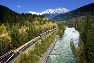 LuxeGetaways - Luxury Travel - Luxury Travel Magazine - Luxe Getaways - Luxury Lifestyle - Rocky Mountaineer - Luxury Train Travel