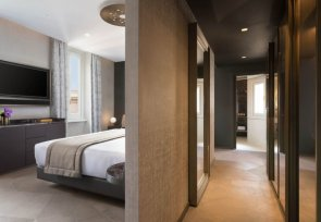 LuxeGetaways - Luxury Travel - Luxury Travel Magazine - Luxe Getaways - Luxury Lifestyle - Autograph Collection - Marriott Hotels International - Rome - Italy - New Hotel Opening - The Pantheon Iconic Rome Hotel