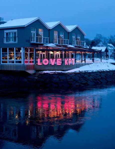 LuxeGetaways - Luxury Travel - Luxury Travel Magazine - Luxe Getaways - Luxury Lifestyle - Maine - Kennebunk - winter travel