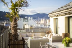 LuxeGetaways - Luxury Travel - Luxury Travel Magazine - Luxe Getaways - Luxury Lifestyle - Barcelona - Majestic Royal Penthouse - Majestic Hotel & Spa Barcelona