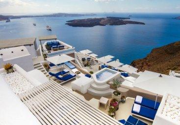 LuxeGetaways - Luxury Travel - Luxury Travel Magazine - Luxe Getaways - Luxury Lifestyle - Bespoke Travel - Iconic Santorini - Precise Hospitality Management - Jim St. John