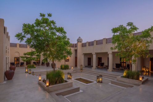 LuxeGetaways - Luxury Travel - Luxury Travel Magazine - Luxe Getaways - Luxury Lifestyle - Bespoke Travel - Al Bait Sharjah - UAE Luxury Resort - Dubai Luxury Resort - Luxury Weekend Getaway