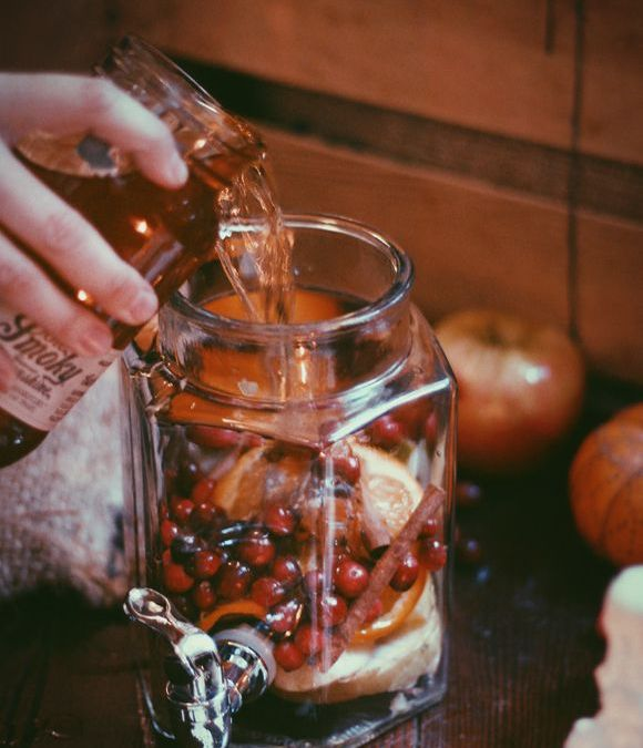 5 Super Easy Holiday Party Cocktails Idea For Fall 2020
