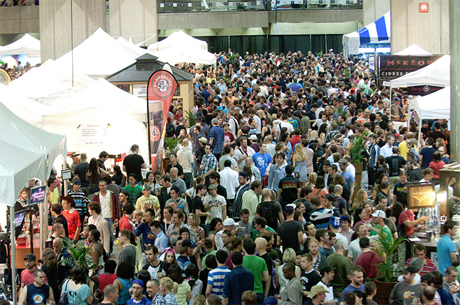 Montreal Beer Festival