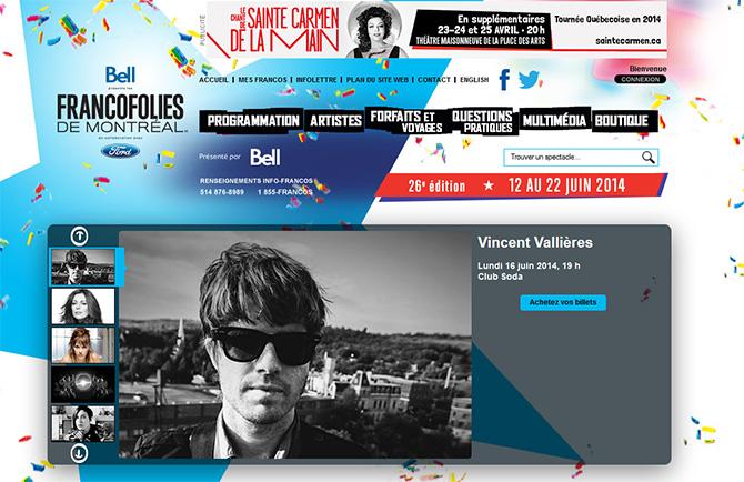 International French Music Festival