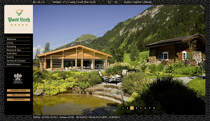 Gasthof Post (Lech-Arlberg, Austria)