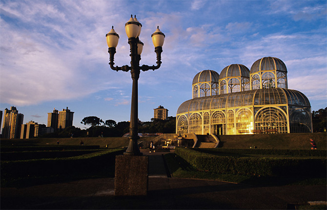 Jardim Botânico de Curitiba ??? Simplistic Charm of Greenery