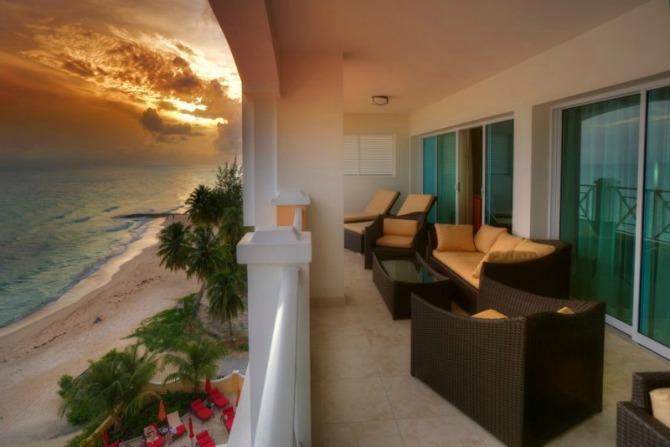 Rooms: Beachside Caribbean Luxury
