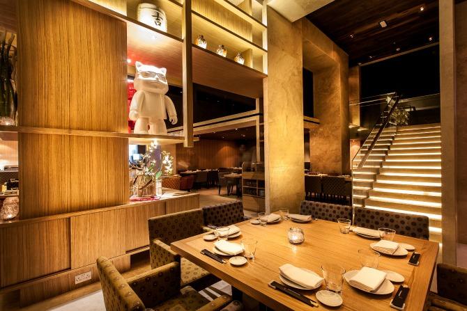Sake No Hana, A Little Japan in Dubai