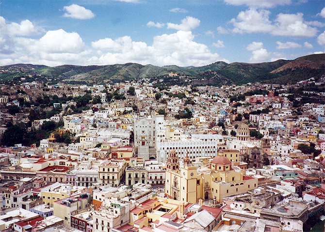 Top 10 Cities to Visit in Mexico - Guanajuato