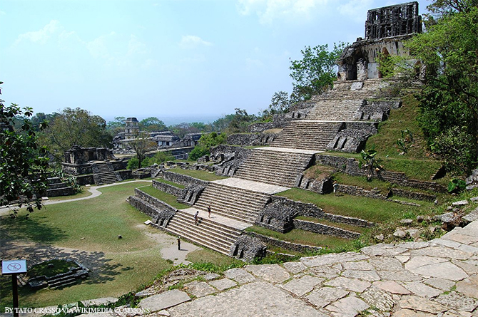 Top 10 Cities to Visit in Mexico - Palenque