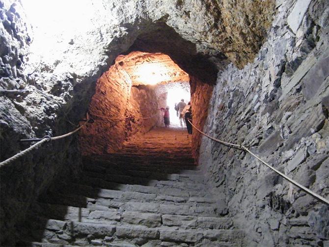 mine in Valenciana
