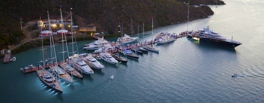 YCCS Marina Virgin Gorda, BVI