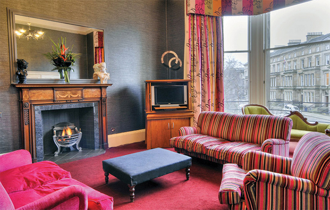 The Bonham - Luxury Hotel in Edinburgh