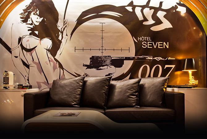 Seven Hotel Paris - Paris