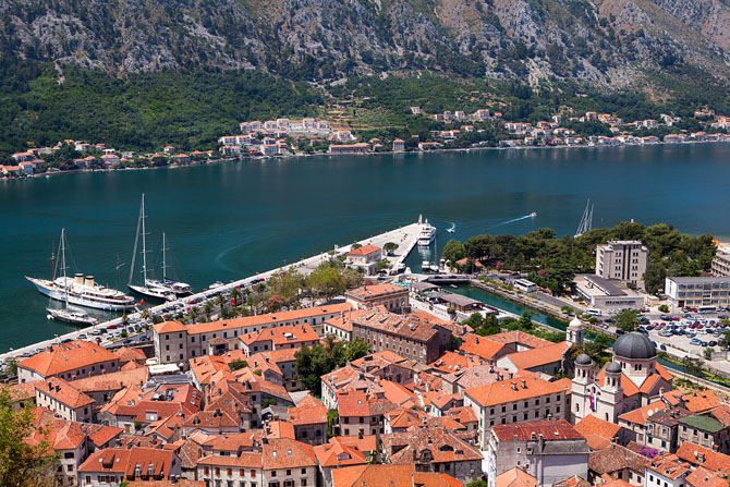 A Superyacht Day in Kotor Montenegro 3