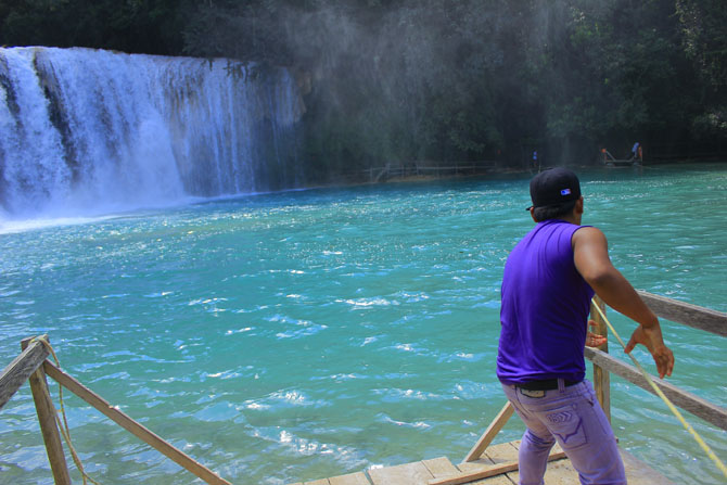Agua Azula Waterfalls A Splendid Natural Beauty near Chiapas 6