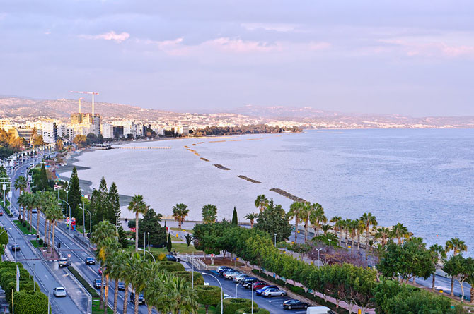 Amathus Beach Hotel in Limassol Cyprus 1