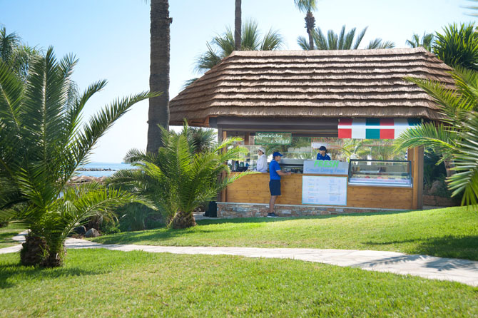 Amathus Beach Hotel in Limassol Cyprus 17