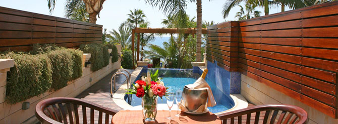 Amathus Beach Hotel in Limassol Cyprus 6