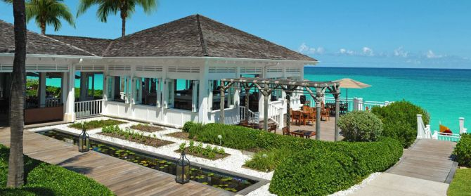Best Caribbean Dining Dune The Bahamas 1