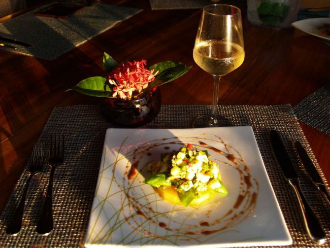 Best Caribbean Dining Veya Anguilla 2