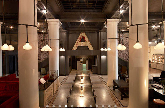 Best NYC Hotels for Summer Ace Hotel 1