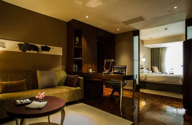 Boutique Hotels Taipei Les Suites Taipei Ching Cheng