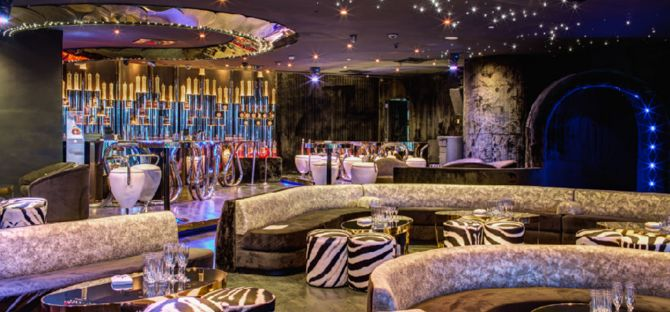 Cavalli Club Dubai An Enchanting Evening Awaits 4